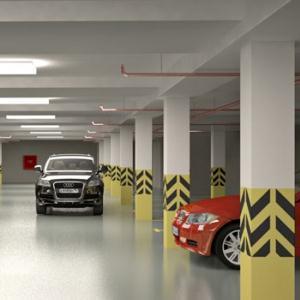Автостоянки, паркинги Зольного