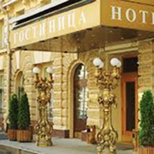 Гостиницы Зольного