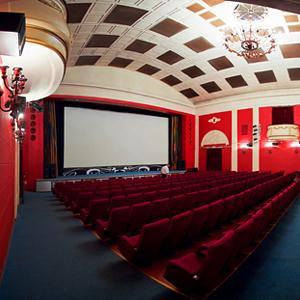 Кинотеатры Зольного