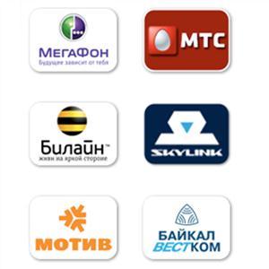 Операторы сотовой связи Зольного