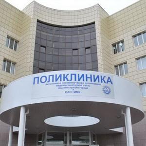 Поликлиники Зольного
