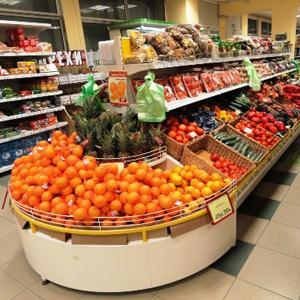 Супермаркеты Зольного