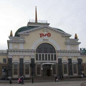Железнодорожные вокзалы Зольного